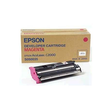 Epson S050035 Cartucho toner magenta