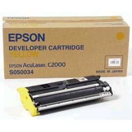 Epson S050034 Cartucho toner amarillo