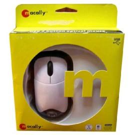 Ratón USB optico de 3 botones