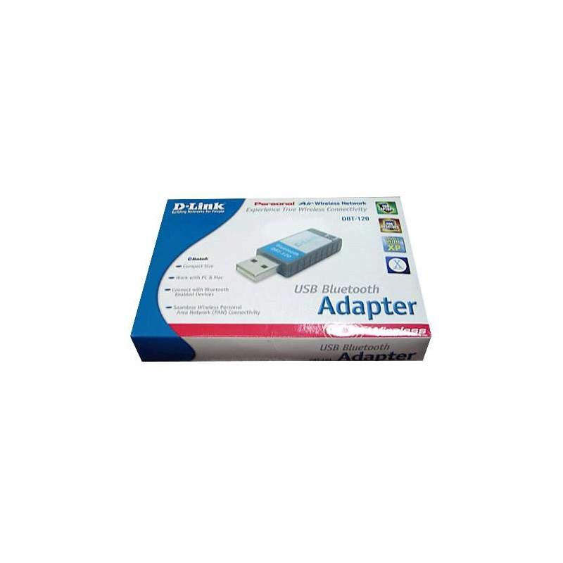 D-Link DBT-120 USB Bluetooth Adapter Driver