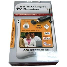 USB 2.0 Digital TV Receiver CONCEPTRONIC