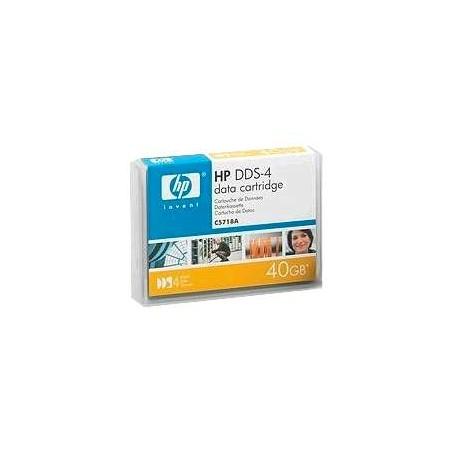 HP DDS-4 Cartucho de datos 40GB