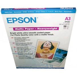 Epson Matte Paper - Heavyweight A3