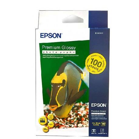 Epson Premium glossy photo paper 10x15 c