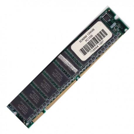 Kit de memoria SDRAM 128 PC100 DC