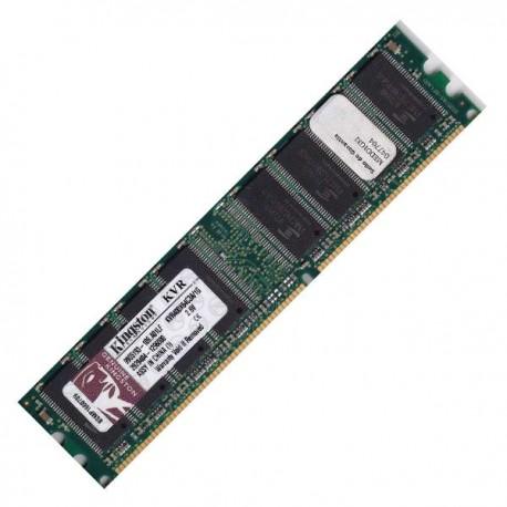 Kit de memoria 1GB  KVR400X64C3A