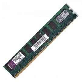 Kit de memoria 2GB  KVR400D2D8R3