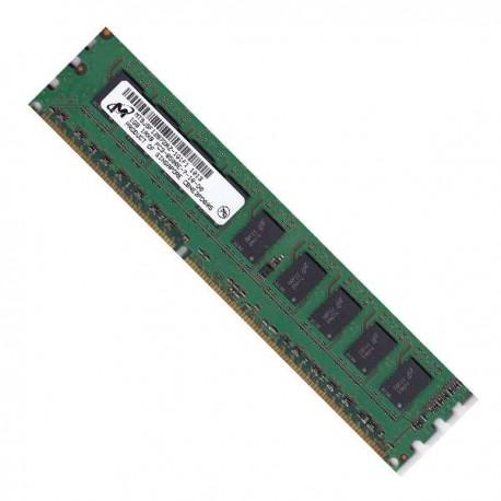 Kit de memoria 1GB  PC3 8500E