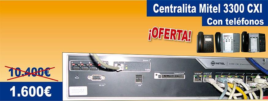 Centralita Mitel
